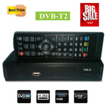 Newest dvb-t2 set top box new receiver very stable channels for Dubai receiver