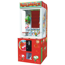 newest prize vending machine !!!build brick toy games gift prize games for sell