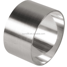 High Polished Vintage Stainless Steel Napkin Ring Round 43mm