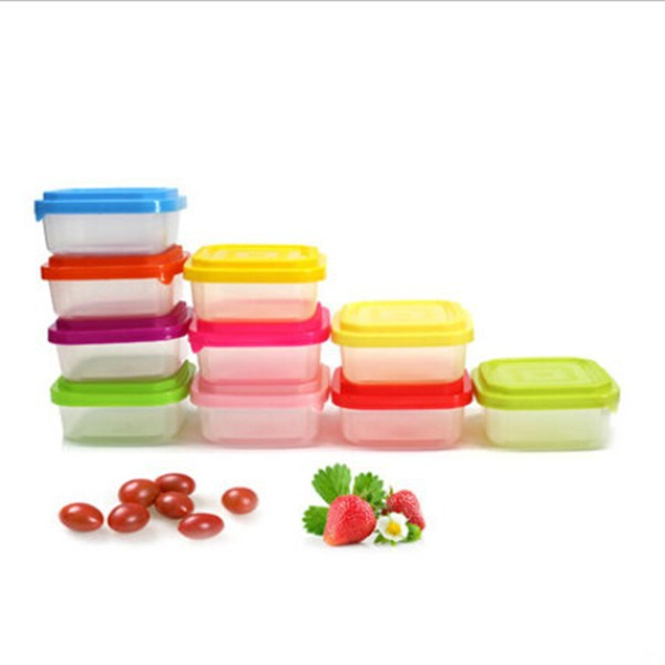Top quality wholesale freshness preservation air proof box