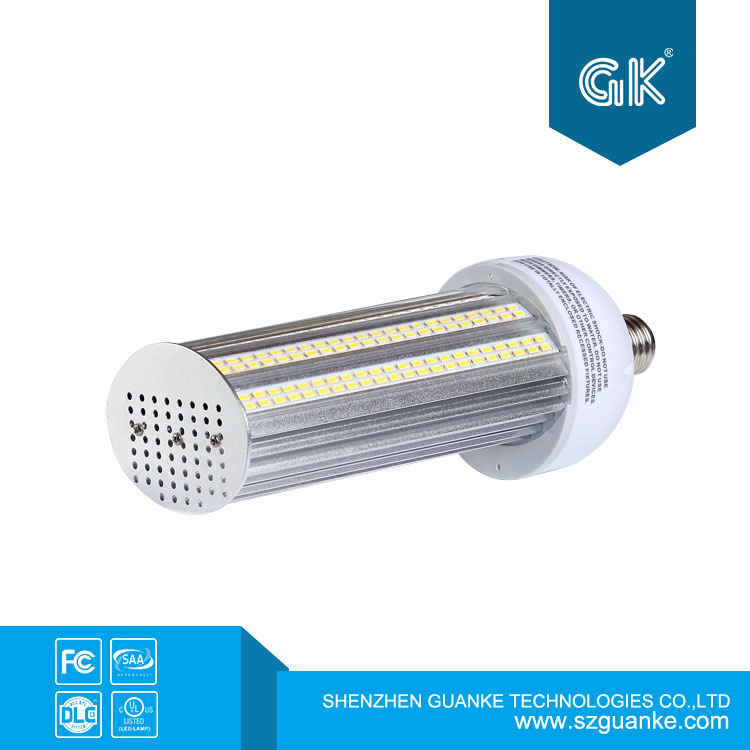 40W DLC TUV LED Road Bulb Shoebox Retrofit Light Parking Lot Outdoor Street Lamp 250W MH/HPS