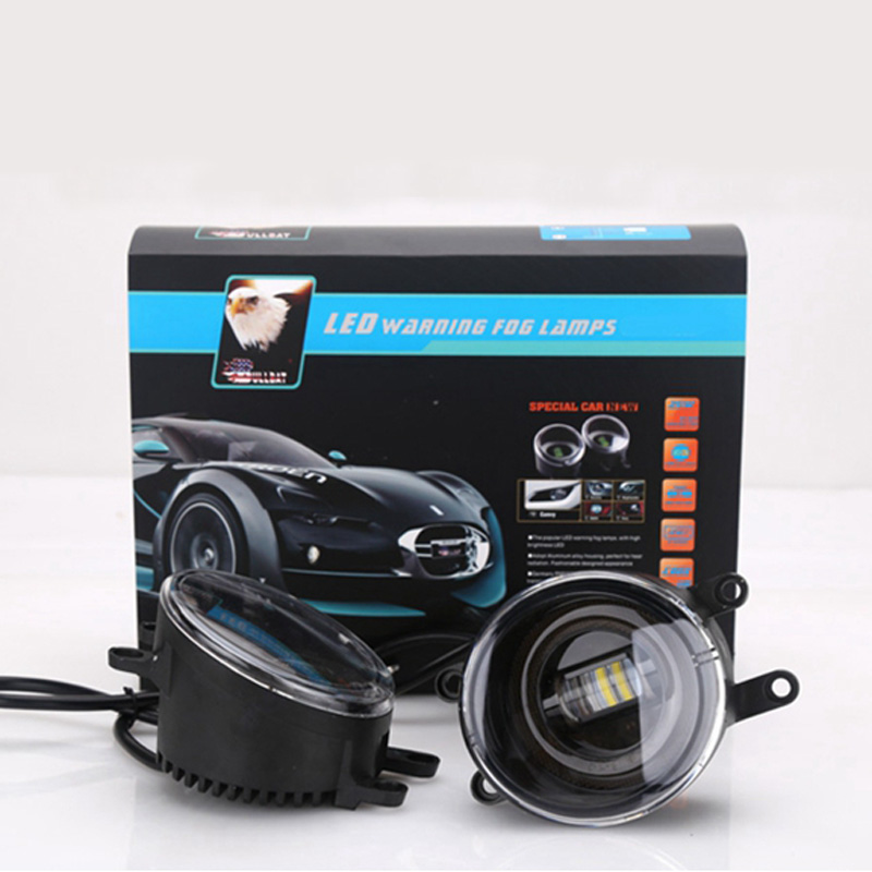 New desgin led fog lamp for toyota