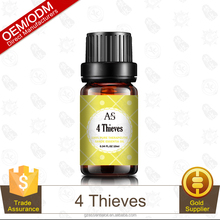 Therapeutic Grade Best Blend Essential Oil Set , 4 Thieves , Well Relax , Breathe Easy , Muscle Relief , Energize