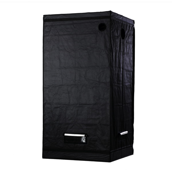 "Orientrise ,48""x48""x78"" Hydroponics Indoor Grow Box 600D Mylar High Reflective non Toxic Hut"