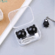 Hot sale Bear Cartoon Contact Lens Case Wholesale