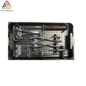 Basic Orthopedic Surgery Instrument Set for Mini Trauma Locking Plates System