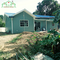 Hot sale light steel villa/modular house/prefab home