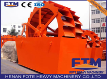 Sand/rock /stone sand washer for crushing machine made in china ftm