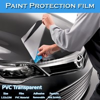 200Micron 8Mil Car Used Transparent PPF Car Paint PVC Protective Film