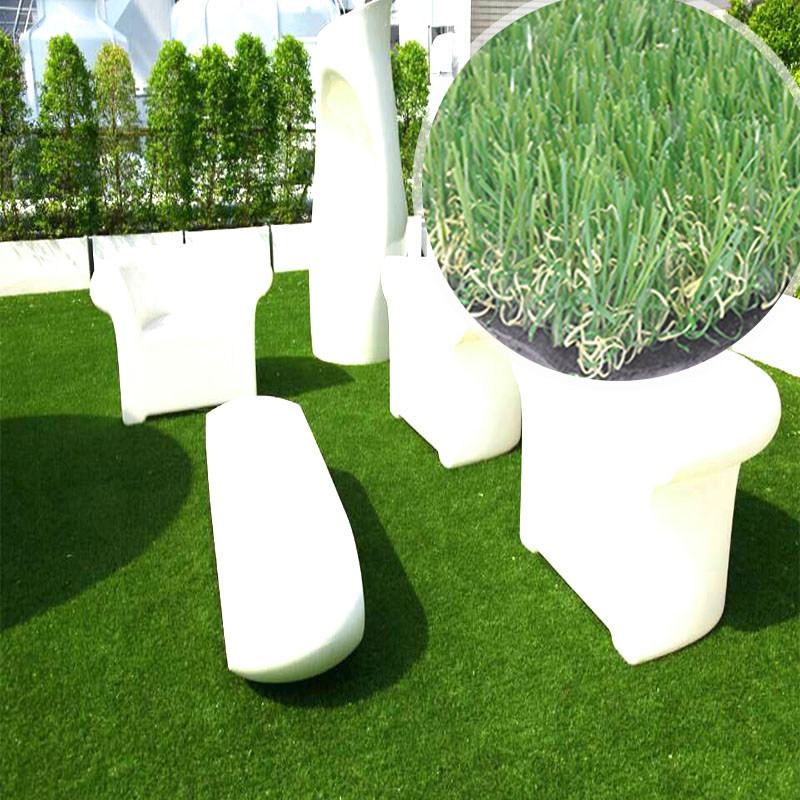 Direct Buy China Non Infill Artificial Grass