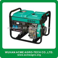 ACME AM-5800CE Revolving Magnetic Field Single Phase Diesel Generator