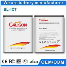 10 Year manufacturer china mobile phone battery with price for Nokia