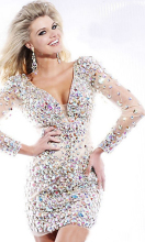 evening sequins beaded dresses,long sleeve evening sequins beaded dresses,mother of the bride evening sequins beaded dresses