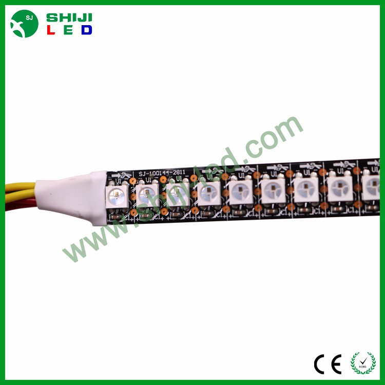 ws2811 ic ws2812b 144 5050 addressable rgb led strip