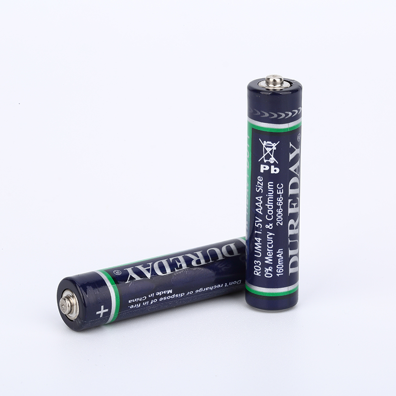 Super Power Aaa R03P Dureday Alkaline Battery