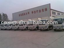 New design china mini van truck with high quality