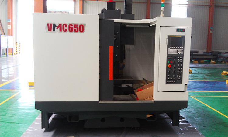 Высокое качество небольшой ЧПУ обрабатывающий центр MV650 5 оси Мини Металл фрезерный вертикальный обрабатывающий центр