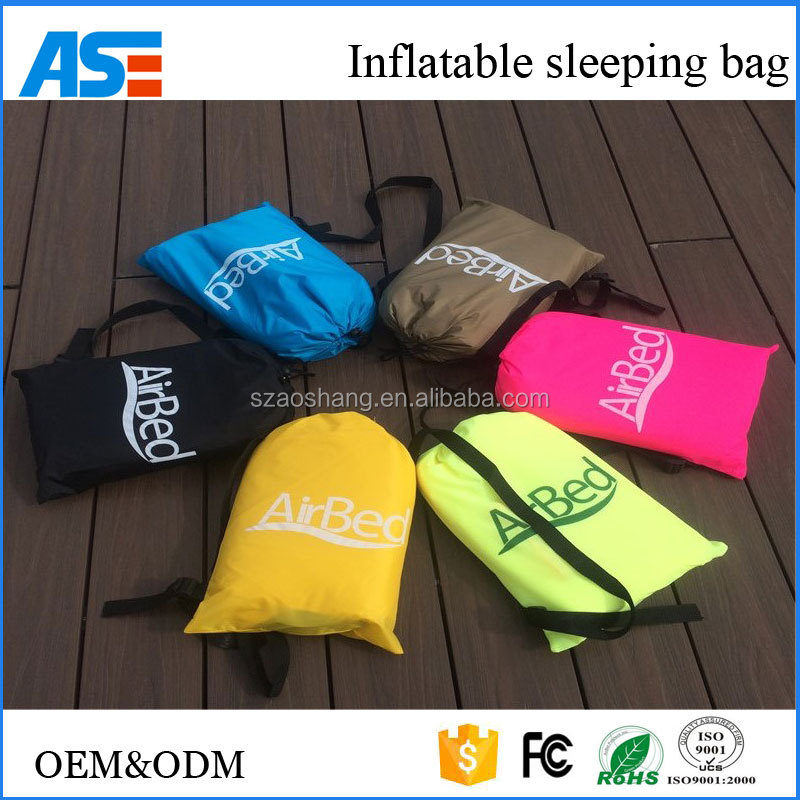 2016 Top sales inflatable punching bag for adults beach laybag good quality air chair