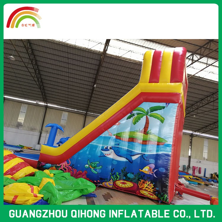 Best Selling Hot Sale Pvc Inflatable Slide For Child