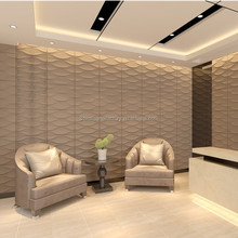 Artistic wallpaper 3d wall ceiling decor material