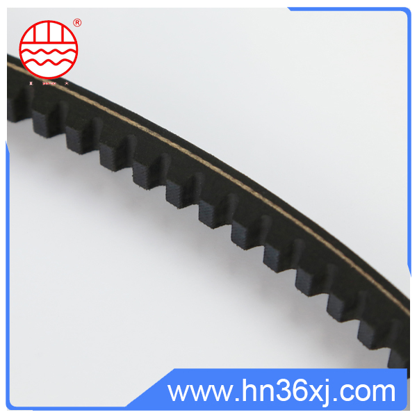 China new design popular classical raw edge v belt for machinery