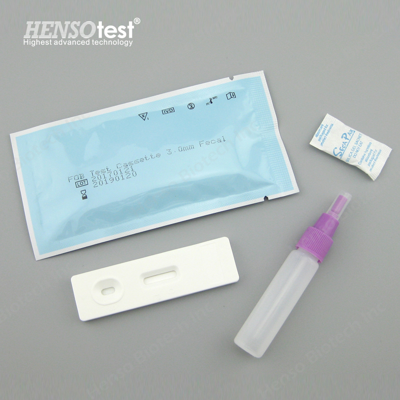 Rapid Diagnostic FOB PSA CEA AFP Test Kit for Cancer Test