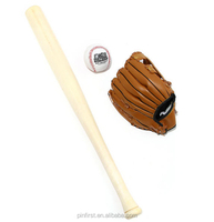 batting gloves baseball uncracked Ash wood Baseball Bat