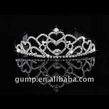 new design wedding tiara