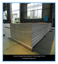 China fatory manufactured 1000 series 0.5 mm 0.8mm 1mm aluminium sheet for roofing