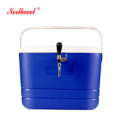 high volume large beer cooler box storage container