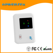 Mini Portable 4G Wifi Router with Sim Card Slot and Power Bank Function