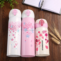 new 350ml 400ml 500ml double wall stainless steel thermos starbucks vacuum flask