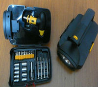 Precision Ratchet Sockets and Bits Tool Set with Torch