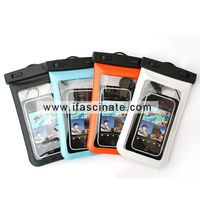 Free of design waterproof bag cell phone accessory