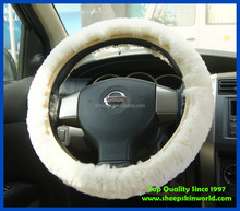 Sheepskin Auto Accessories, steeringwheel cover, safe belt cover