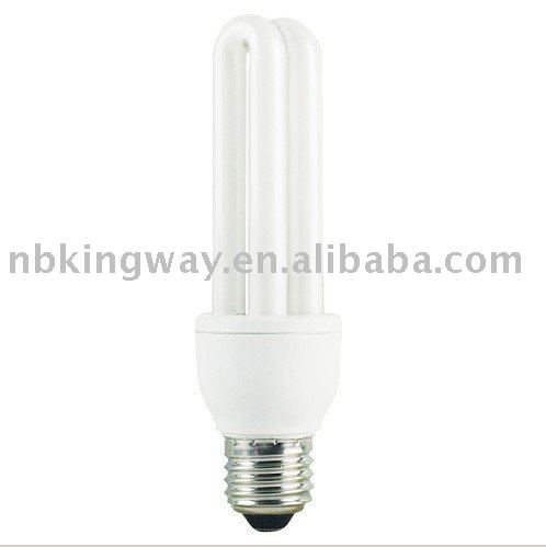 T4 2U 13W cheap energy saving light bulb