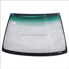 car front glass prices, tempered glass,pu sealant windshield