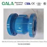 high quality globe type silent check valves body