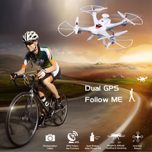 Follower Global Drone X183 Pro PK BayangToys X21 CG035 WIFI FPV With 720P HD Camera Follow me RC Drone Auto Dual GPS quadcopter