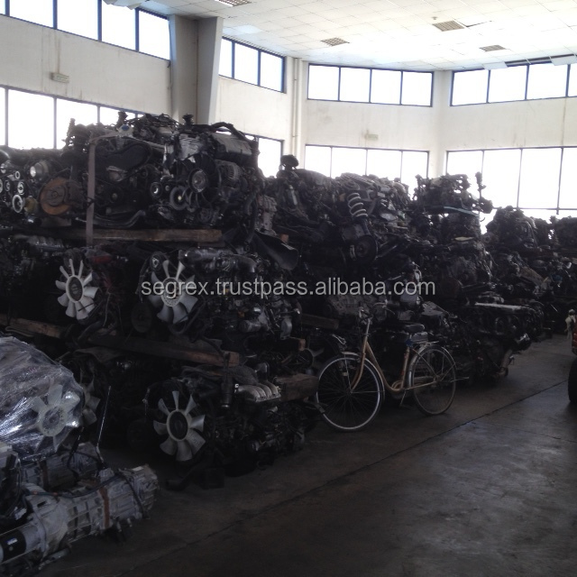 Used and new Engines for all Brand of heavy and light vehicles (cars)