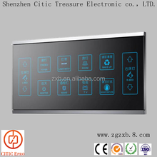 capacitive touch switch, more key mapping touch membrane keyboard