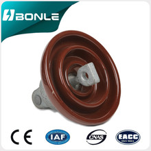 52-2 disc suspension insulator,electrical porcelain insulator,disc insulator