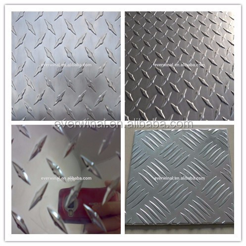 hot sale China manufacturer aluminum checkered plate/sheet for boat