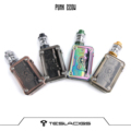2018 Vape Box Mod  Punk 220W kit With  Resin Tank Smoke Electronic