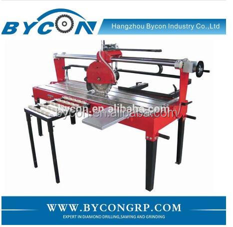 China Manufacturing Bycon DTS-1800 Brick / Marble / Tile Saw Cutting Machine with CE
