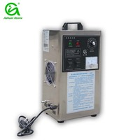 adjustable ozone purifier / ozone disinfection machine with timer / air and water ozone generator