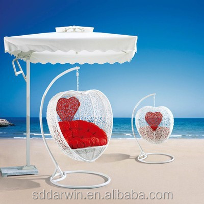 Indoor Rattan Nest Hanging Bed Outdoor Sex Swing Chair