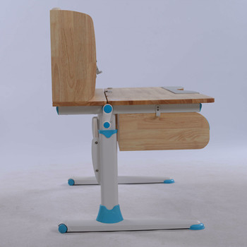 Children Study Desk Height Adjustable For Studying