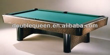 chinese pool table with billiard accessories