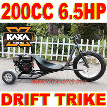 200cc 6.5hp Motorized Drift Trike for Sale